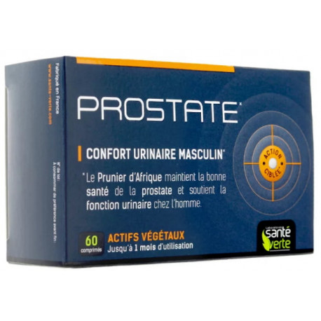 Prostate 60 comprimés Santé Verte