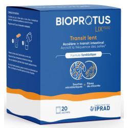 Bioprotus Lix7000 transit lent 20 sachets Laboratoire Carrare