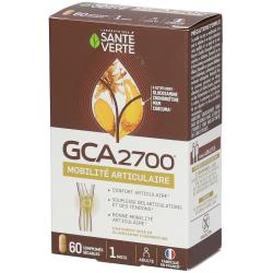 GCA 2700 60 Comprimés - Glucosamine - Santé Verte - Biosantesenior.fr