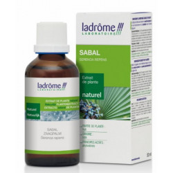 Serenoa Repens Palmier Nain 50 ml Ladrôme sabal serrulata confort urinaire Bio santé sénior