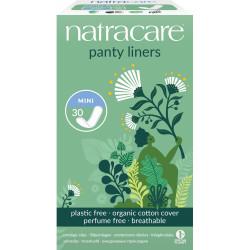 30 Protège slips naturels aérés Natracare