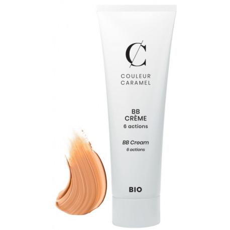 BB Crème No 12 Beige doré 30ml Couleur Caramel bb cream teinte bonne mine Bio santé sénior