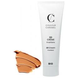 BB Crème No 13 Beige halé 30ml Couleur Caramel bb cream teint hâlé Bio santé sénior