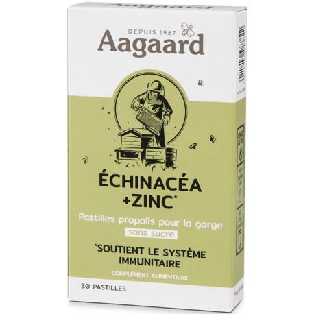 Propolentum + Echinacea + Zinc 30 pastilles sous blister