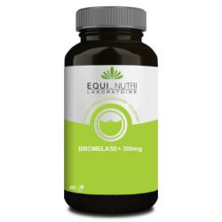 Bromelase 60 gélules végétales 300mg Equi Nutri