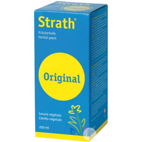Bio Strath Tonifiant Sirop Flacon 250ml levure de bière plasmolysée Bio santé sénior