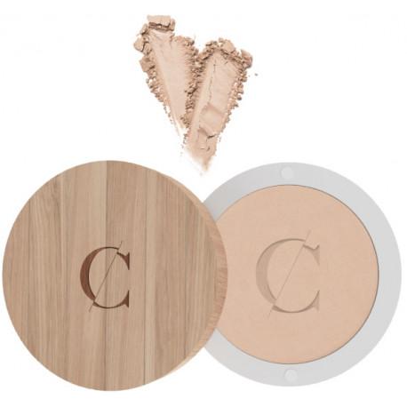 Ombre à paupières No 011 Beige rosé mat 1,7gr Couleur Caramel discret naturel certifié Bio santé sénior