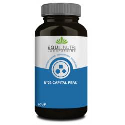 Capital Peau Complexe 23 - 60 gélules végétales Equi Nutri