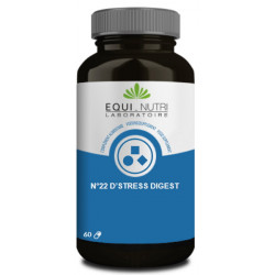 D Stress Digest N°22 - 60 gélules végétales Equi Nutri