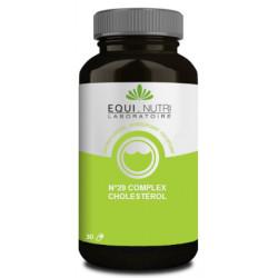Complex cholesterol N°29 30 gélules végétales Equi Nutri