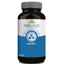 Chrome 60 gélules végétales Equi Nutri picolinate Bio sante senior