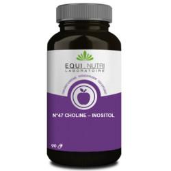 Choline Inositol 90 gélules végétales Equi Nutri
