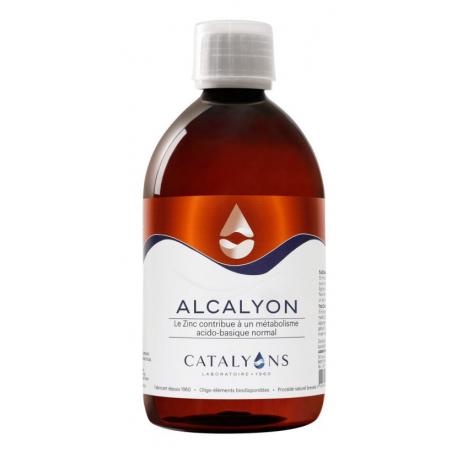 CALQUYON oligo éléments ionisés Catalyons 500 ml