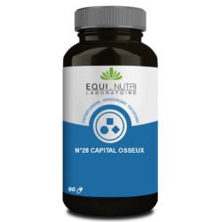 Capital Osseux Complexe N° 28 90 gélules Equi Nutri