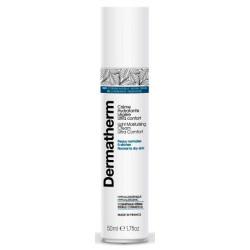 Crème hydratante légère ultra confort 50 ml Dermatherm peaux atopiques Bio santé sénior