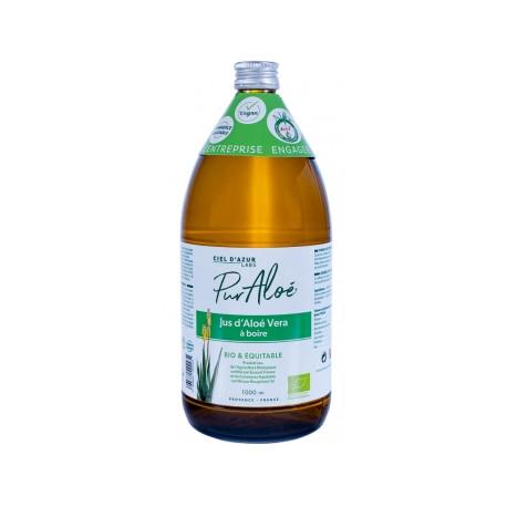 Pur Jus d'Aloé Vera 1 litre Puraloe