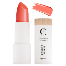 Rouge à lèvres Naturel Brillant No 260 Corail 3.5g Couleur Caramel beau lumineux Bio santé sénior