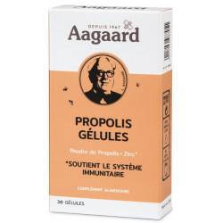 Propoline Propolis Zinc 30 gélules Aagaard