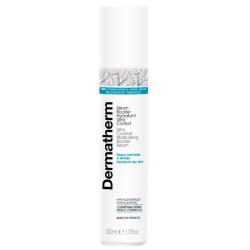 Sérum booster hydratant ultra confort 50 ml Dermatherm peaux sèches atopiques énergisant Bio santé sénior