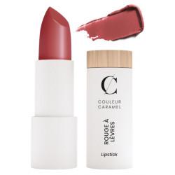 Rouge à lèvres satiné No 507 Terracotta 3,5gr Couleur Caramel maquillage minéral et moderne Bio santé sénior
