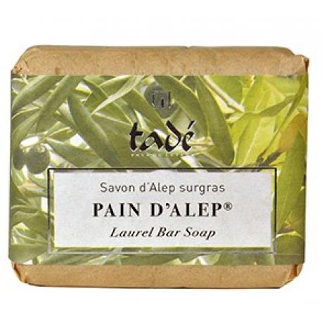 Savon d'Alep surgras Laurier 100 g - Tadé olive laurier bio santé sénior