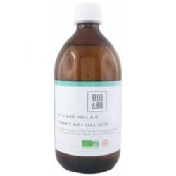 Aloe vera liquide 500 ml Belle et Bio