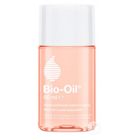 BI-OIL 60 ml Omega Pharma cicatrices vergétures hydratation Bio santé sénior