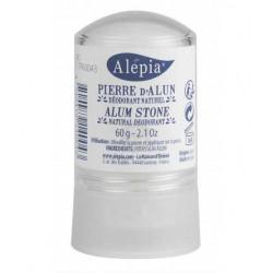 Pierre d'Alun Naturelle Stick 60gr Alepia