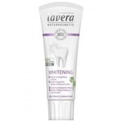 Dentifrice whitening blanchissant bambou fluorure 75 ml Lavera