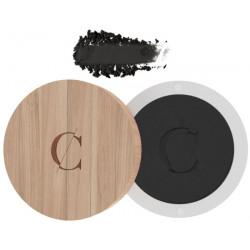 Ombre à paupières No 023 noir mat 1.7 gr Couleur Caramel dégradé fard maquillage bio santé sénior
