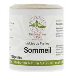 Sommeil Action 5 Plantes 100 gélules Herboristerie de Paris rhodiola rosea Bio santé sénior