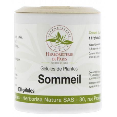 Sommeil Action 5 Plantes 100 gélules Herboristerie de Paris