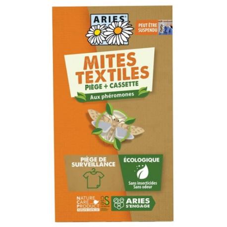 Piège à Mites textiles Mitbox x1 pièce Aries anti mites naturel Bio santé sénior