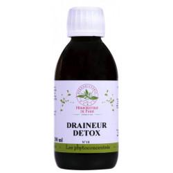 Phyto concentré Draineur Détox 200ml Herboristerie de Paris