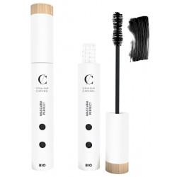 Mascara Perfect No 41 Extra noir volumateur 6 ml Couleur Caramel effet volumateur et souplesse Bio santé sénior