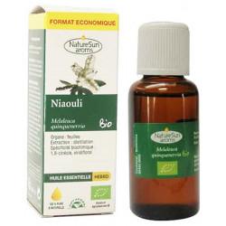 Niaouli bio 30ml NatureSun'arôms Format économique