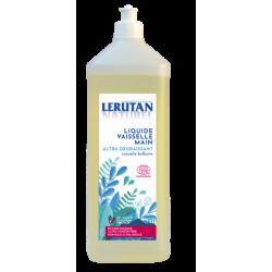 Liquide vaisselle ultra-concentré ultra-dégraissant Citron 1L Lérutan