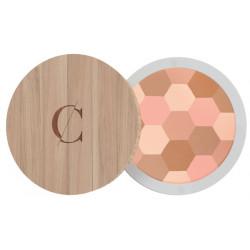 Poudre mosaïque No 232 teint clair Couleur Caramel pour les peaux claires maquillage bio sante senior