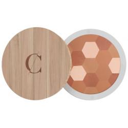 Poudre mosaique No 233 teint mat Couleur Caramel effet multi teintes effet bronzé Bio santé sénior