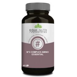 No 3 Complex Amino Essential 60 gelules Equi - Nutri