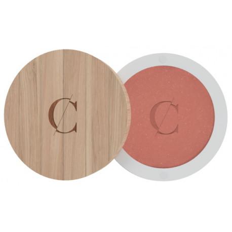 Fard à joues No 53 Rose lumière 3.3 gr Couleur Caramel blush rosé et lumineux Bio santé sénior