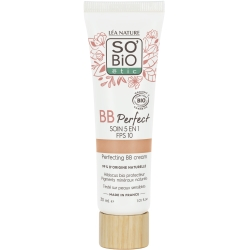 BB Crème Perfect 5 en 1 FPS10 Clair 30ml - BB cream bio