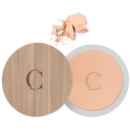 Poudre minérale Haute définition No 02 Beige Clair 7.5g Couleur Caramel poudre libre matifiante bio santé sénior
