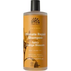 Shampooing cheveux secs et abimés Ultimate Repair Spicy Orange Blossom 500ml Urtekram