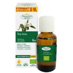 Huile essentielle de Tea Tree bio Flacon compte gouttes 30ml Naturesun' Aroms