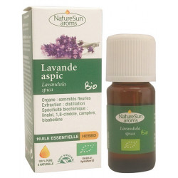 huile essentielle lavande aspic bio 10ml Naturesun' Aroms
