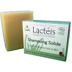 Shampooing solide cheveux normaux à gras sans huiles essentielles 110 gr Domaine de Tamara Bio santé sénior