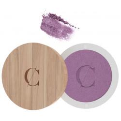 Ombre à paupières No 037 prune nacré 1.7g Couleur Caramel teinte très pigmentée maquillage bio santé sénior