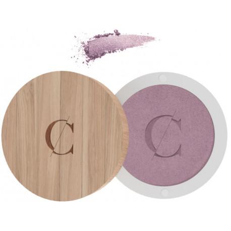 Ombre à paupières No 041 mauve nacré 1.7g Couleur Caramel maquillage minéral et bio santé sénior