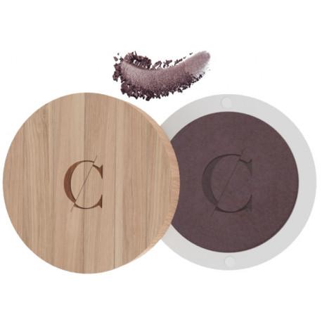 Ombre à paupières No 044 brun prune nacré 1.7g Couleur Caramel dégradé smokey eye maquillage Bio santé sénior